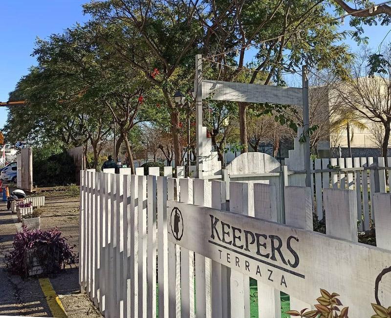 Terraza Keepers